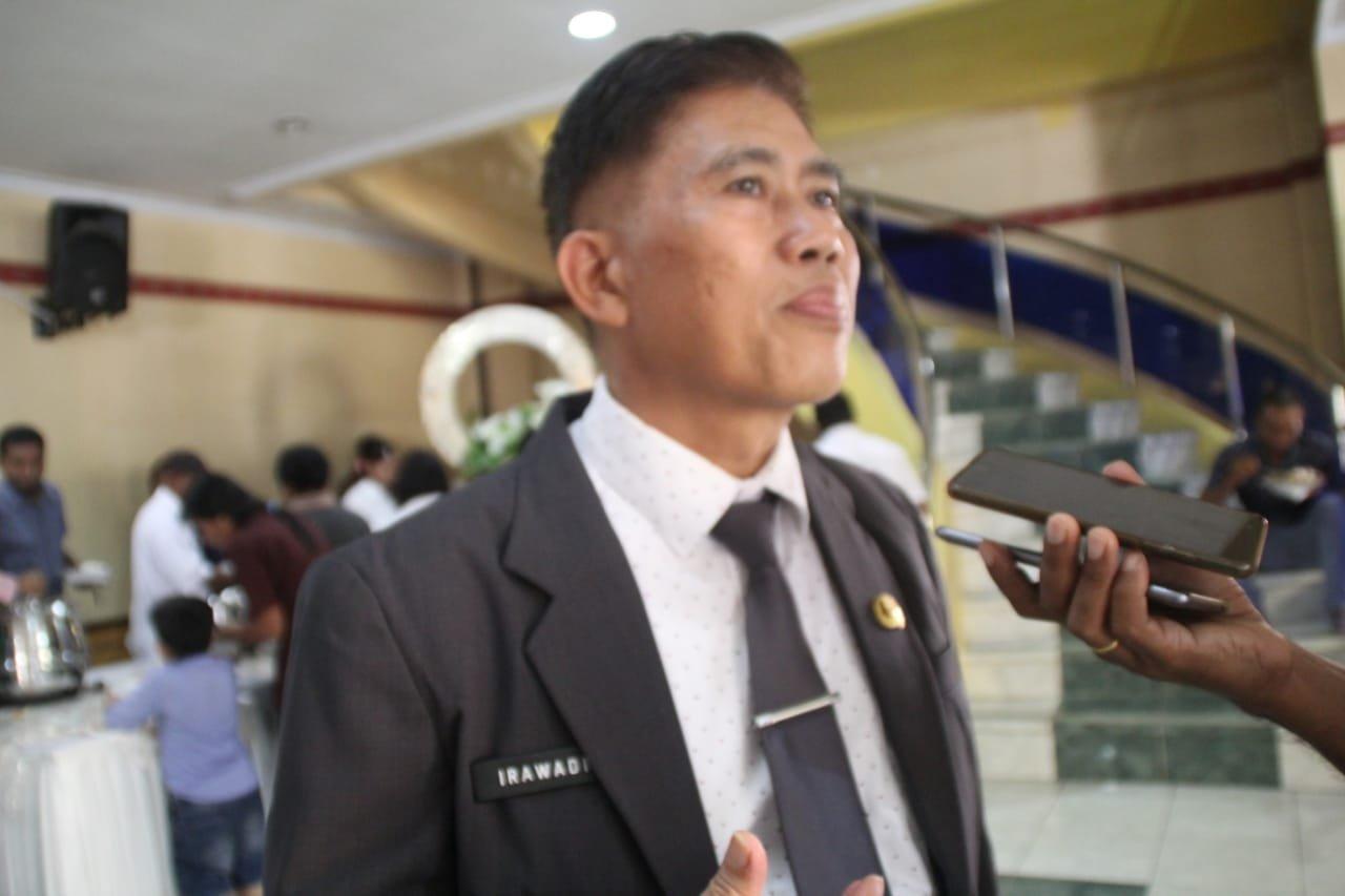 Kadis Sosial Kota Jayapura